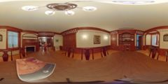 Thumbnail for Metcalfe House Dining Room (Reconstruction) : Interior, Rockwell Hall