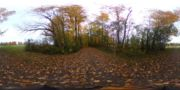 Thumbnail for Knox Farm State Park : Entering Forested Area Off Path Convergence