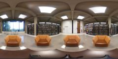 Thumbnail for 2nd Floor Curriculum Lab of E. H. Butler Library, SUNY Buffalo State (2)