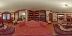Thumbnail for Metcalfe House Library (Reconstruction) : Interior, Rockwell Hall